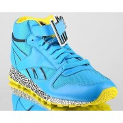 REEBOK CLASSICS x KEITH HARING LEATHER MID STRAP LUX
