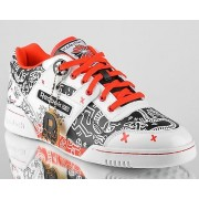 REEBOK CLASSICS x KEITH HARING WORKOUT PLUS R12