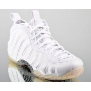 NIKE AIR FOAMPOSITE ONE WHITE OUT