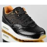 NIKE AIR MAX 1 FB WOVEN QUILTED LEOPARD